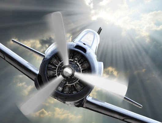Fly in a Spitfire to See the Sights from a Brand New and Unique Perspective