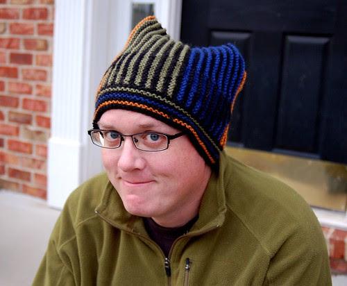 John's hat