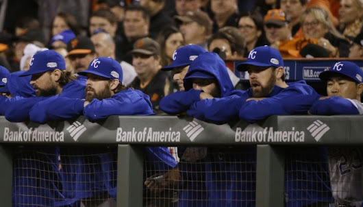 Royals head home trailing 3-2 in World Series