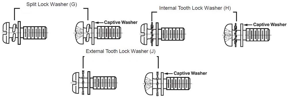 35 How To Use Lock Washers Diagram