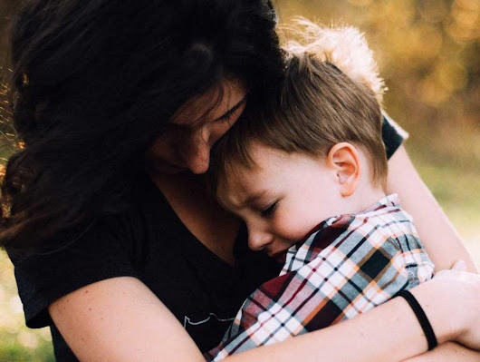 How to Help Your Child Grieve | Funeral Haven
