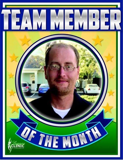 ~ Team Member of the Month ~