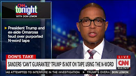 Don Lemon: Release of Alleged Trump N-Word Tape 'Wouldn't Change Anything'