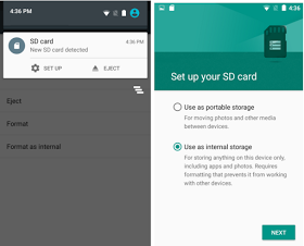 How to use SD Card as Default Storage on Android 6.0 Marshmallow