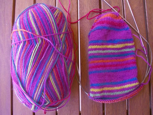 colour socks 1