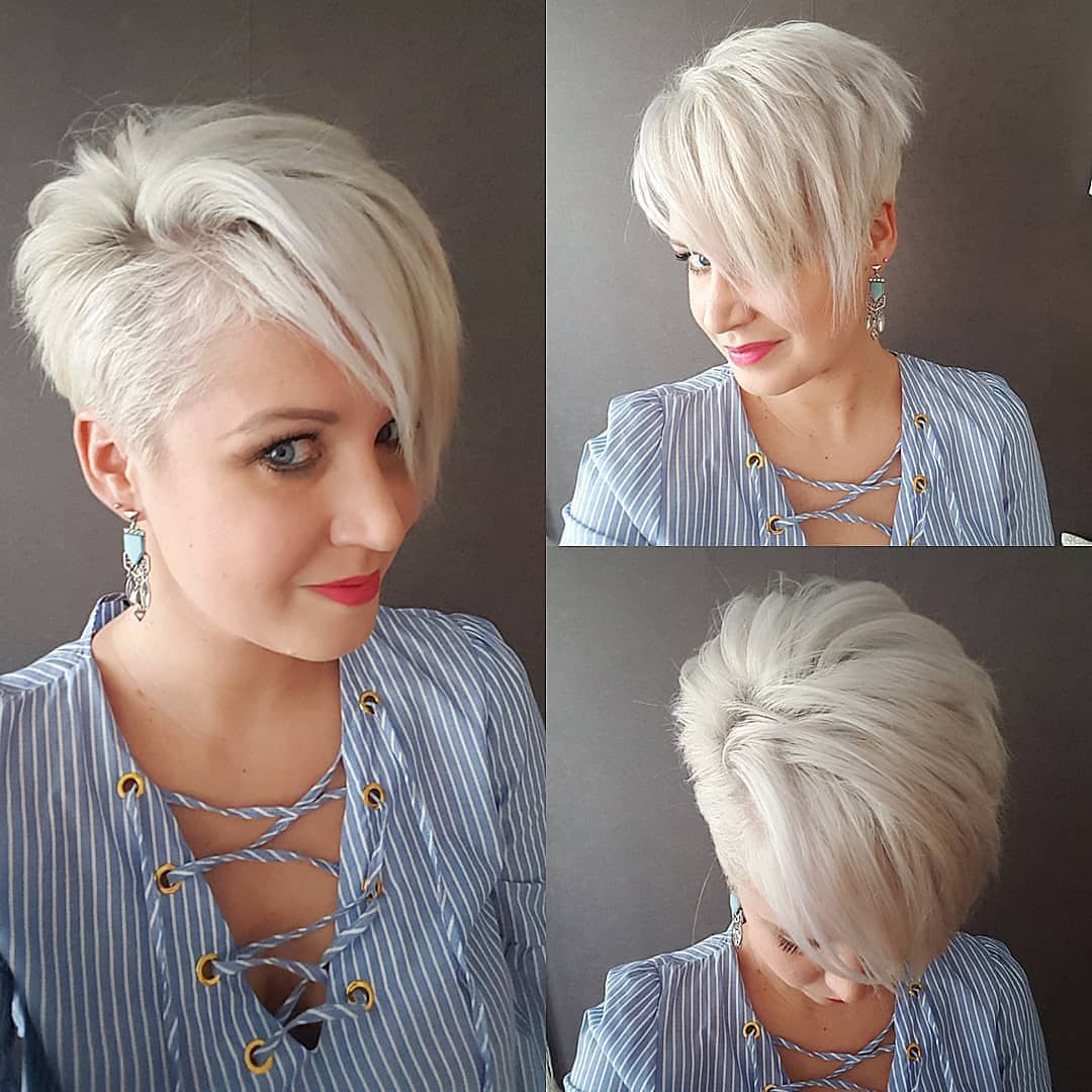 10 Cute Short Haircuts For Women Wanting A Smart New Image 2018