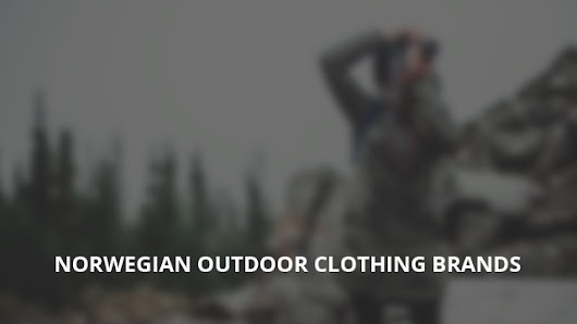9 Norwegian Clothing & Jacket Brands You Should Know | Norway Geographical
