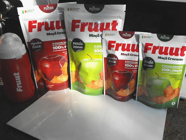 Fruut; uma oferta da marca Pomar