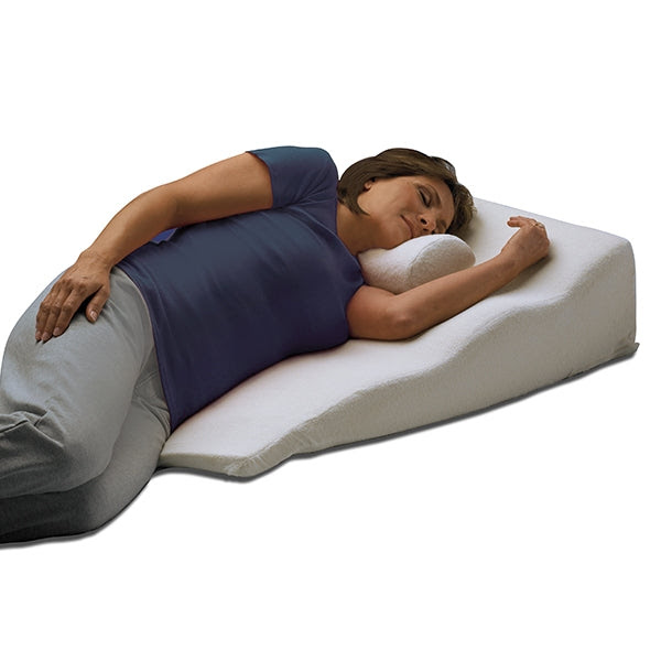 bed wedge pillow for acid reflux