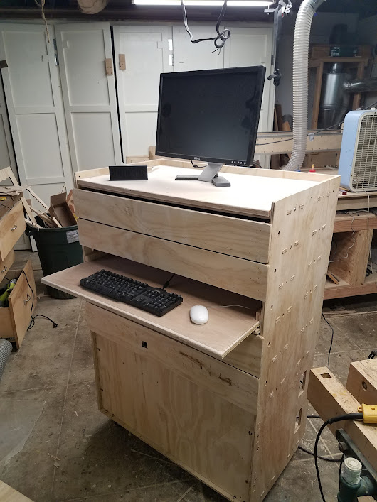 Another CNC workstation mod | Evil Mad Scientist Laboratories