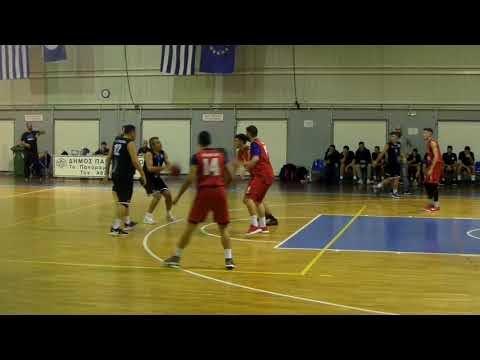 Στιγμιότυπα από τον αγώνα ΑΣ Πανόραμα-ΠΚ Νεάπολης για το κύπελλο ανδρών της ΕΚΑΣΘ