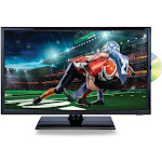 "Naxa 21.5"" HD TV with DVD Player (NTD2256)"