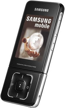 Samsung Ultra Video F500 Mobile Phone - Review
