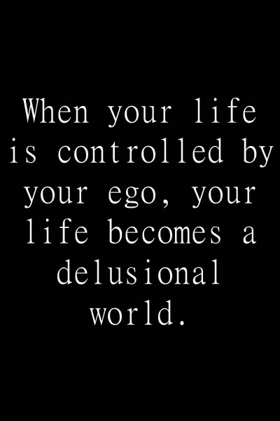 Is Your Ego Controlling Your Life Self Help Personality Psychology