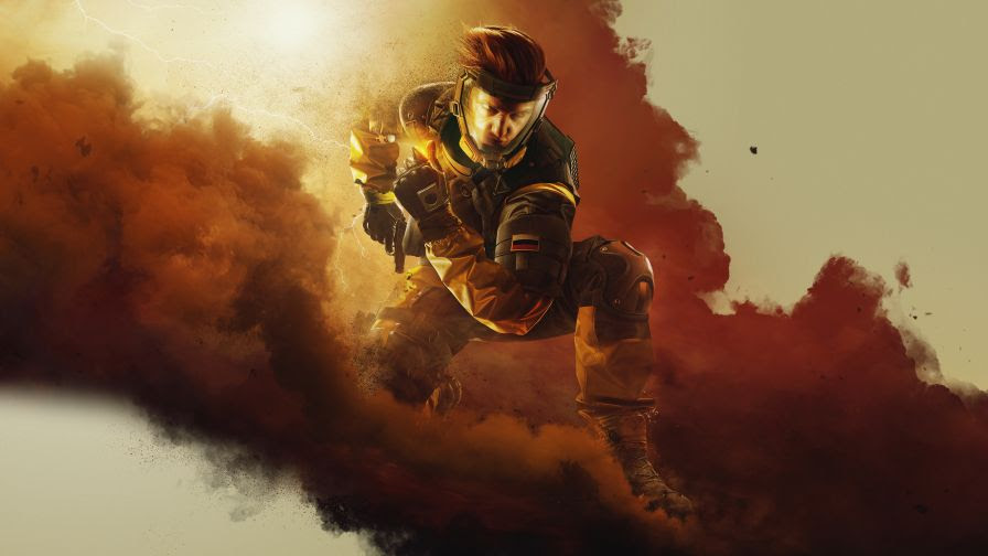 Download Rainbow Six Siege Hd Wallpaper For Desktop And