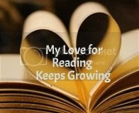 My Love for Reading Keeps Growing