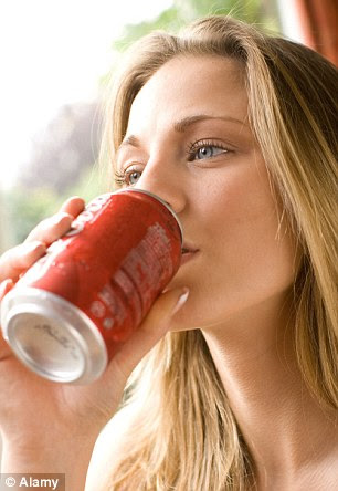 Fizzy drinks appear to increase the risk of heart disease, liver failure and hypertension