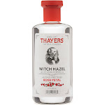Thayers Witch Hazel Alcohol Free Toner - Rose Petal - 12 fl oz, Adult Unisex
