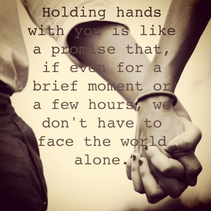 Ill Hold Your Hand Quotes Ssmatters