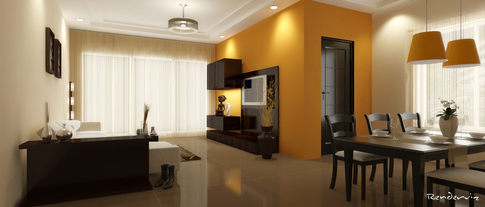 Living Room Design and Decorating