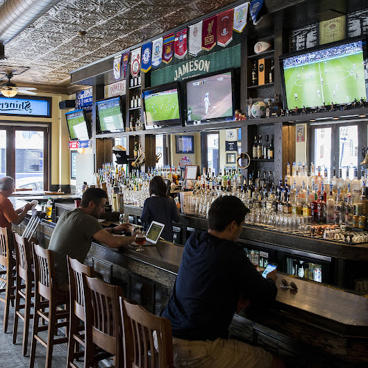 World Cup soccer bar guide