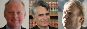 BIT arbitration panelists: V.V. Veeder, Vaughan Lowe, Horacio Grigera Naón