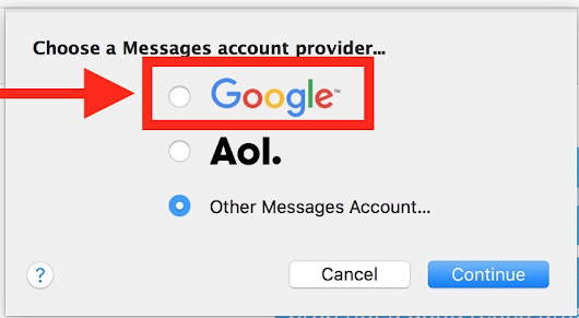 How to Add Google Hangouts to Messages on Mac