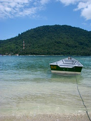 The main way to get around on Perhentian. [IMG_4552]