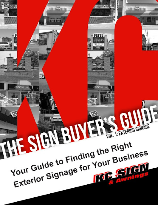 Get your guide to choosing the right exterior business signage
