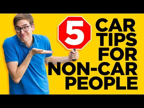 5 Tips for People Who Don't Understand Cars... - Gabetumblr