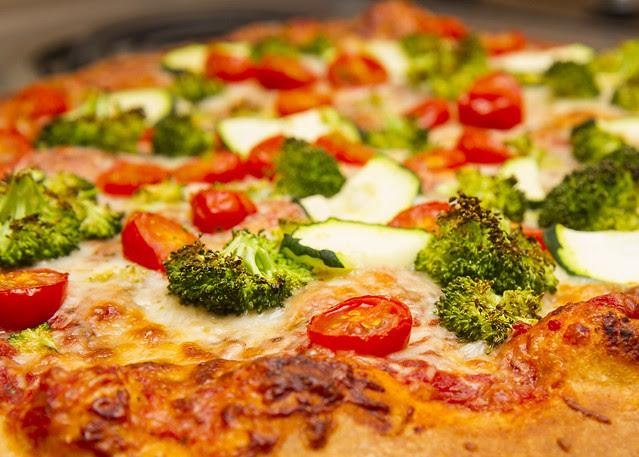 Scratch-made Pizza