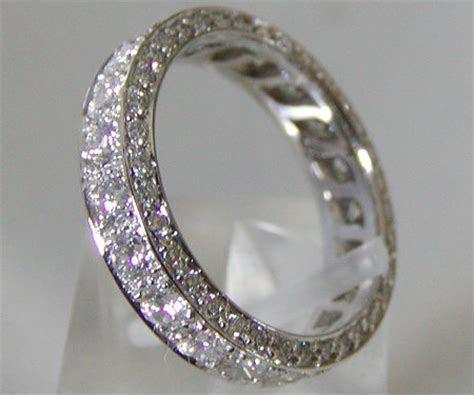 Women?s Diamond Band Ring   FASHIONGURU99