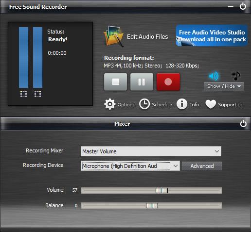 Download Free Sound Recorder 10.8.8 | Baixar Grátis