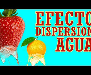 Como Hacer Efecto de Dispersion de Agua en PHOTOSHOP CS6 TUTORIAL