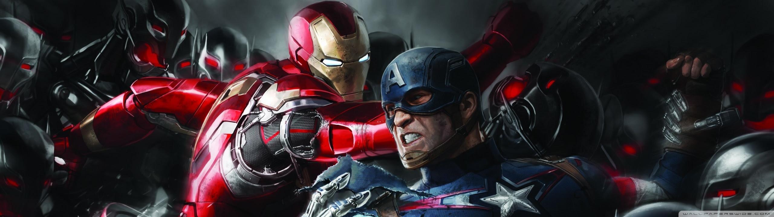 Captain America 3 Ultra Hd Desktop Background Wallpaper For