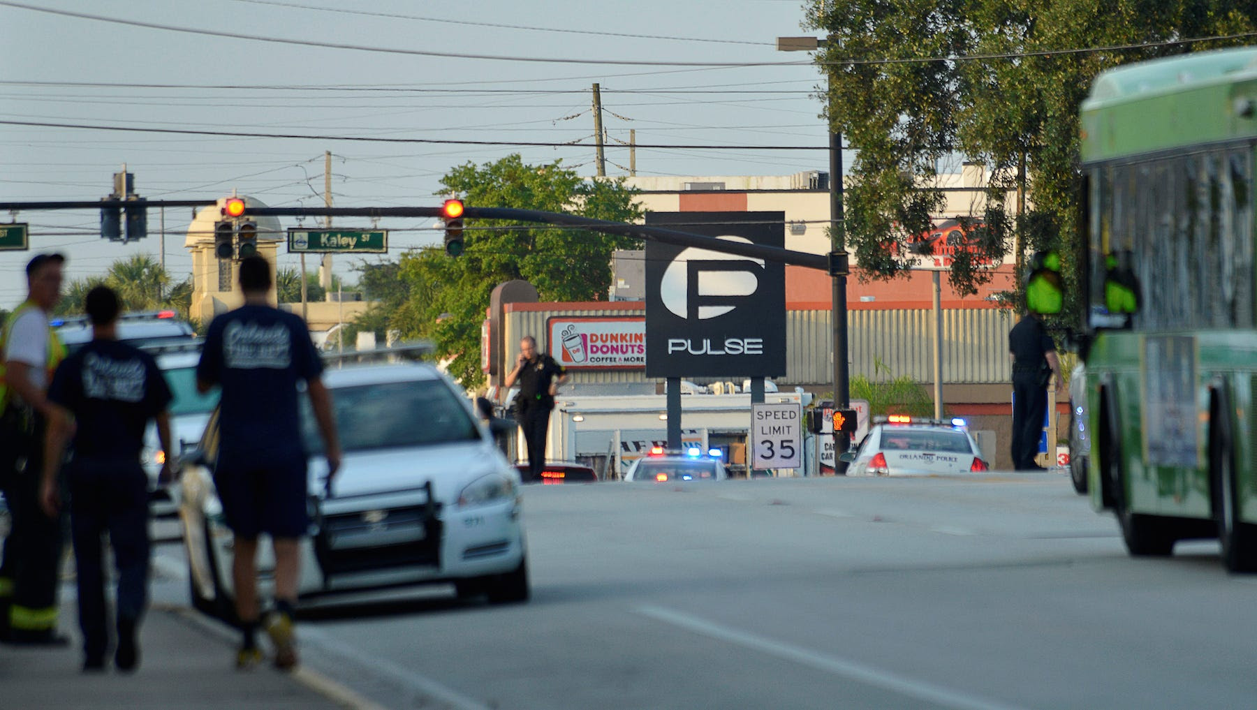 Pulse Nighclub Orlando Shooting