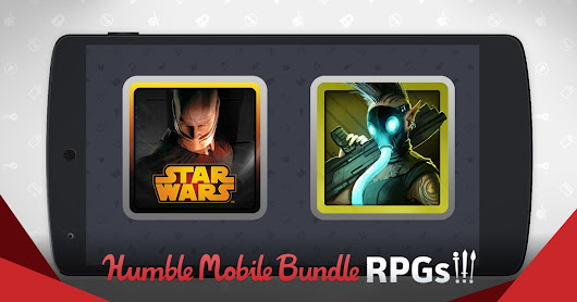 Humble Mobile Bundle: RPGs!!!