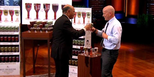 Kevin O'Leary Made The Biggest Deal In 'Shark Tank' History With This Innovative Wine Company