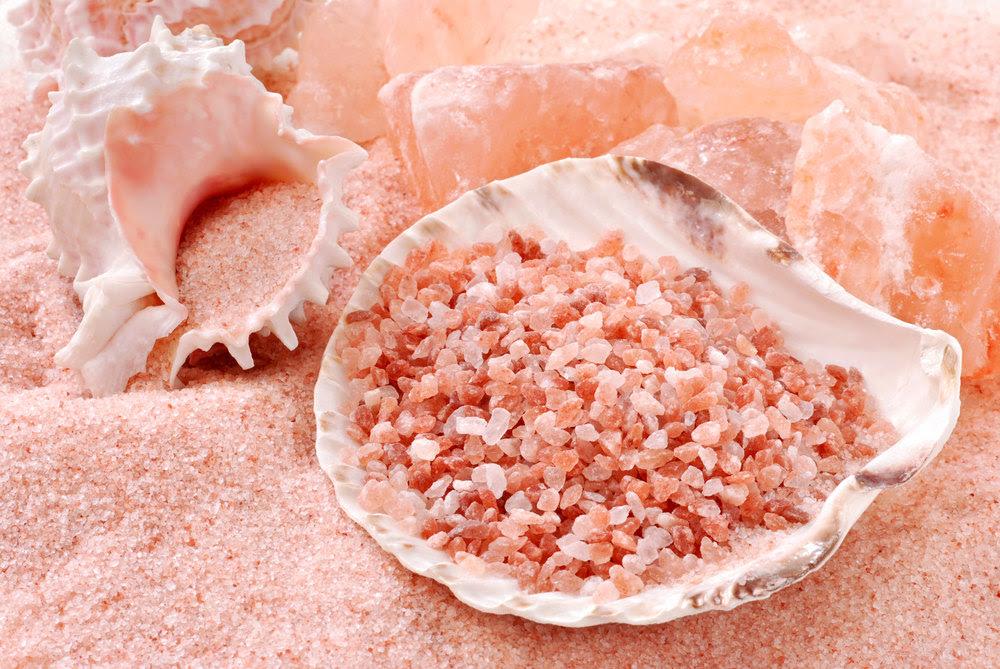 Resultado de imagem para sal do himalaia fotos