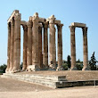 Olympian Zeus, Olympeion, Athens - The largest temple in Greece in the past