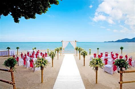 Chaweng Regent Beach Resort, Koh Samui // Thailand Wedding