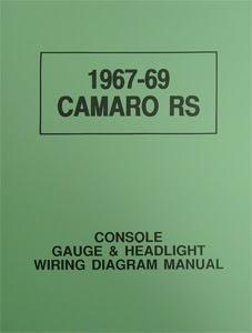 67 69 Rs Console Headlight Wire Diagram
