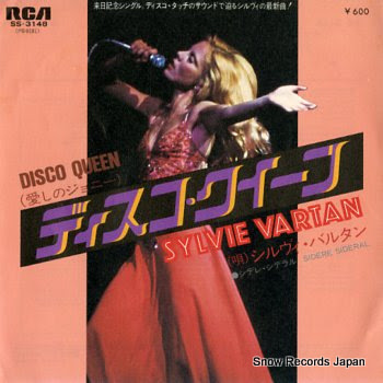 VARTAN, SYLVIE disco queen