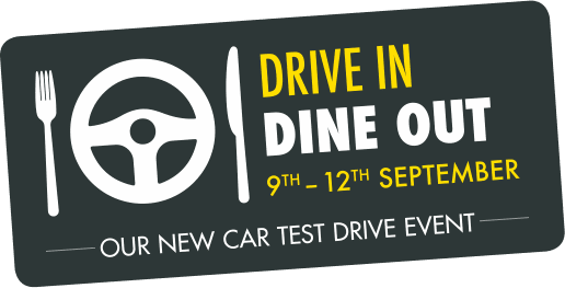 Drive In Dine Out | Arnold Clark
