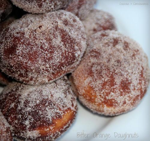 Bitter Orange Doughnuts 2