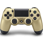 Sony DualShock 4 USB Bluetooth Controller for PS4 - Gold