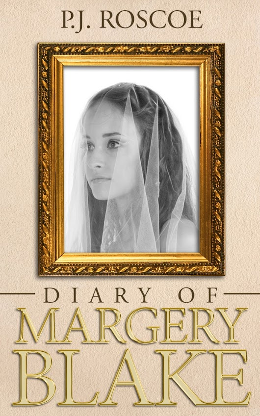 #bookreview: Diary of Margery Blake by P.J. Roscoe