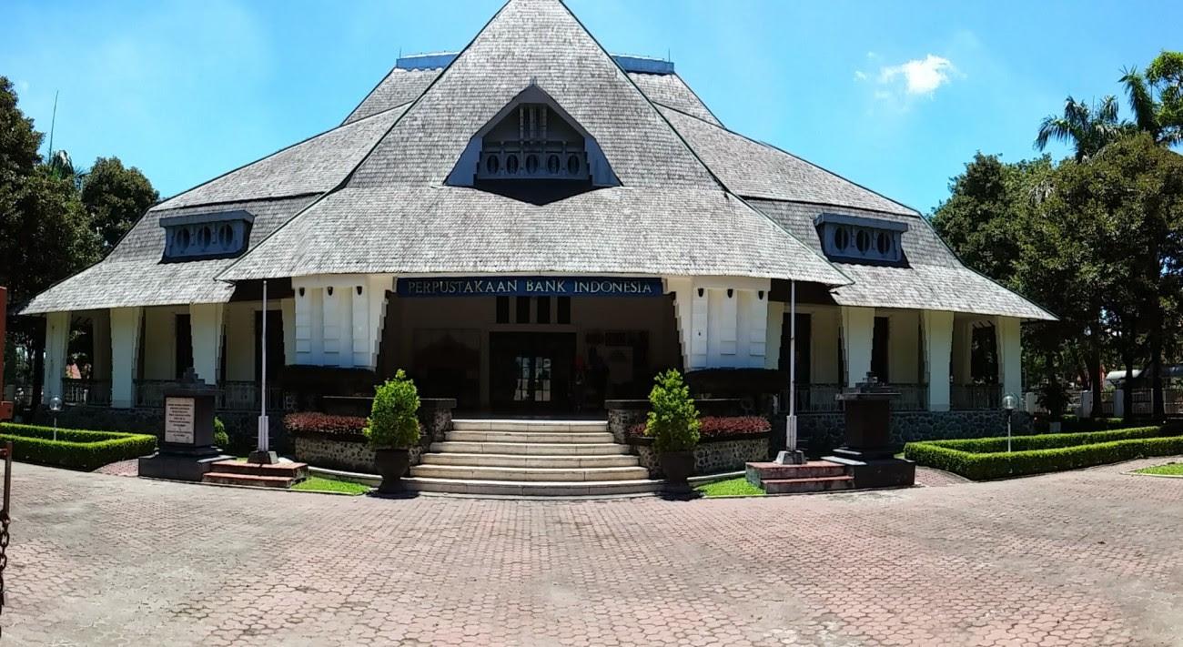 Perpustakaan Bank Indonesia Bibliotek Mayangkara Surabaya Ayorek