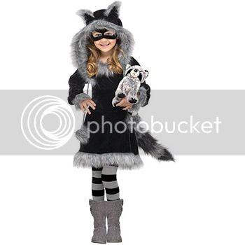 racoon costume