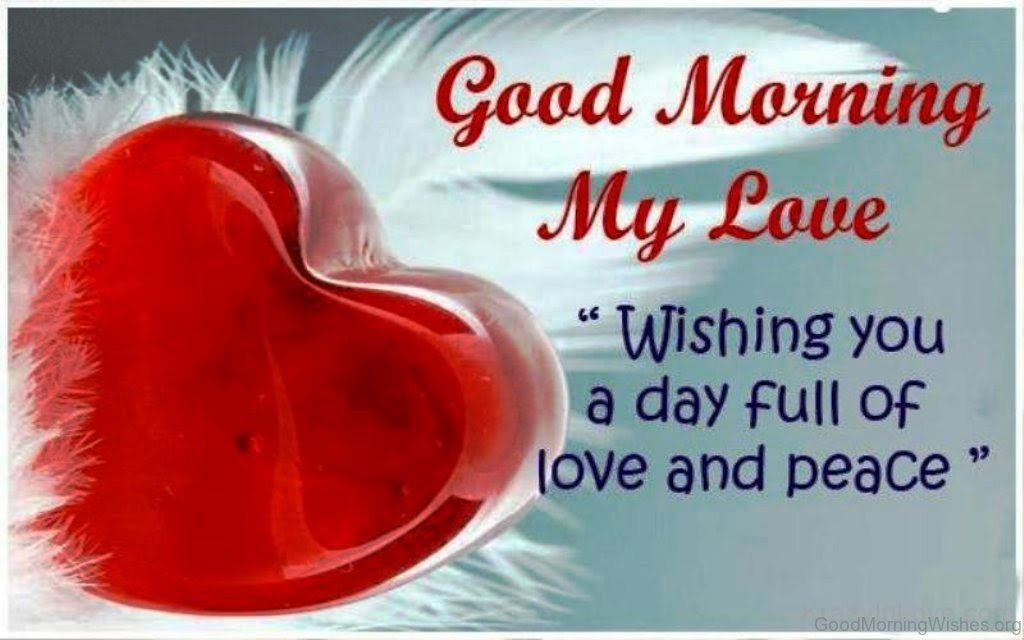 68 Good Morning Wishes My Love